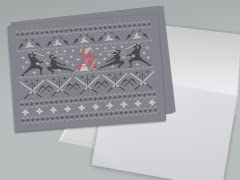 Ninja Season Greeting Cards 10-Pack