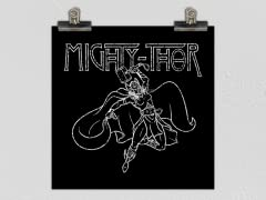 Mighty Thor Poster