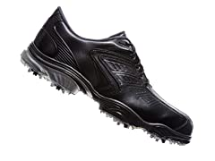 FJ Sport Rocket Golf Shoe - Black/Silver