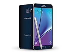 Samsung Note 5 32GB (Unlocked)(SD)