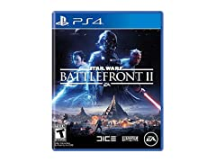 Electronic Arts Star Wars Battlefront 2 - PS4