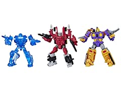 Transformers Battle 3 Pack Figures