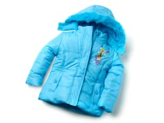 Disney Fairies Coat - Blue