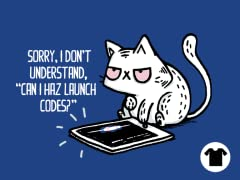 Can I Has Launch Codes?