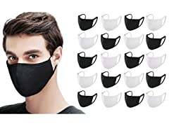 Reusable Cotton 2-Ply Face Masks