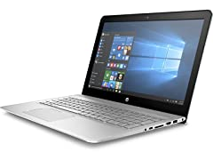 "HP ENVY 15"" UHD 4K Intel i7 512GB SSD Laptop"