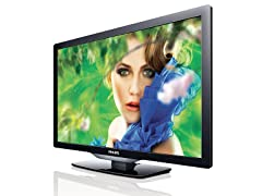 "Philips 22"" 720p LED HDTV"
