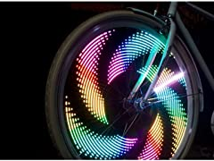 MonkeyLectric Wheel Lights - M210