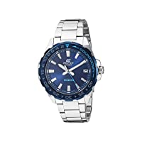 Deals on Casio EFV-120DB-2AVCR Mens Edifice Quartz Watch