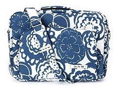 Giga Be Laptop Case - Cobalt Blossom