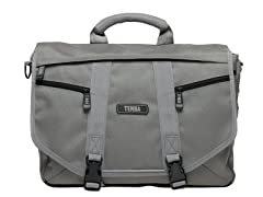 Mini Messenger Bag - Platinum