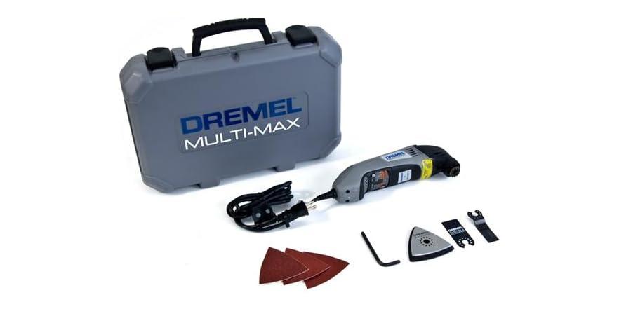 Dremel multi max oscillating tool kit greentooth Image collections