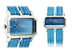 Blumarine Dual Strap Watch