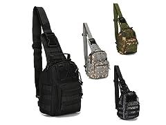 3P Experts Tactical Sling Bag
