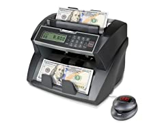 Pyle PRMC820 Front Loading Bill Counter