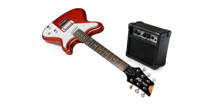 peavey electric guitar amp bundle. Black Bedroom Furniture Sets. Home Design Ideas