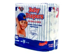 LA Dodgers Disposable Diapers