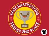 Procrastinator's Prize