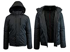 Mens Heavy Weight Tech Jacket
