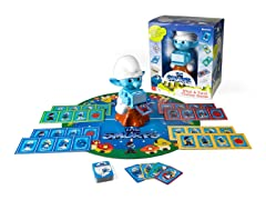 Smurf's Whirl and Twirl Clumsy Game