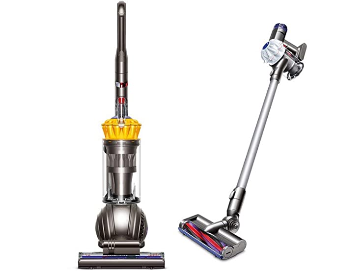 Dyson Ball Upright or V6 HEPA Stick Vac