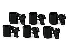 AGS Brands Six Shooter Set, 6pk