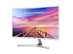 "Samsung 32"" Curved Full-HD LED Monitor"