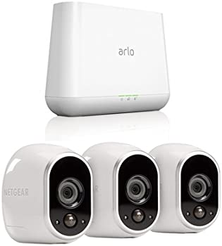 Netgear Arlo Smart Home Wireless Security System