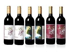 Lang Wines Red Sampler (6)