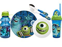 Monsters 6-Piece Set