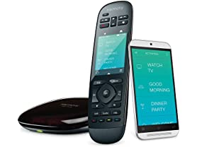 Logitech Harmony Ultimate Touch Screen Remote