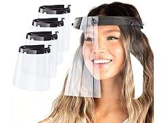 Reusable Face Shields (4-Pack)