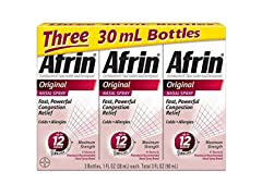 Afrin Nasal Spray Original