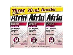 Afrin Nasal Spray Original