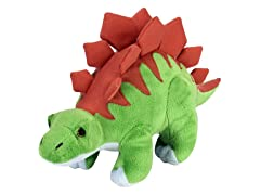 Dinomites Stegosaurus 2-Sizes