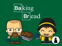 Baking Bread Apron