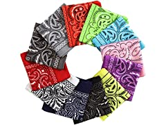 Tough Headwear Bandana Handkerchiefs