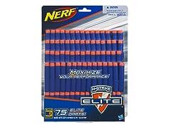 N-Strike ELITE 75 Dart Refill Pack