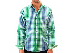 Lucky Luciano Hampton Slim Fit Casual Shirt