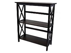 Montego 3 Tier Bookcase