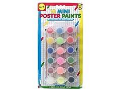 Mini Poster Paints
