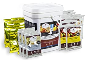Wise Company Ultimate Preparedness Pack-124 Servings