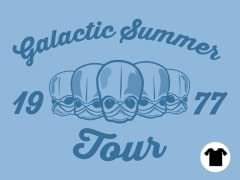 Galactic Summer Tour