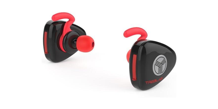 treblab x11 truly wireless bluetooth earbuds. Black Bedroom Furniture Sets. Home Design Ideas