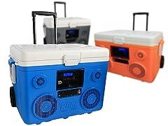 KoolMAX Bluetooth Speaker Cooler (3 Colors)