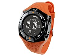 Pyle GSI Quality Pro Waterproof Skiing Data Watch