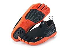 Men's Emergence, Black/Orange (Size 7-9)
