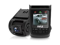 Pyle 1080P Dash Camera
