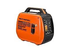 Mech Marvels Super Quiet 2000W Generator