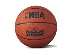 NBA Slam Dunk Full Size Basketball